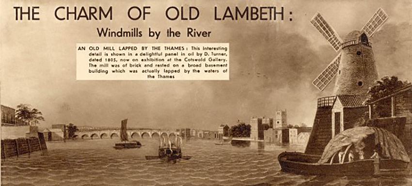 lambeth mills