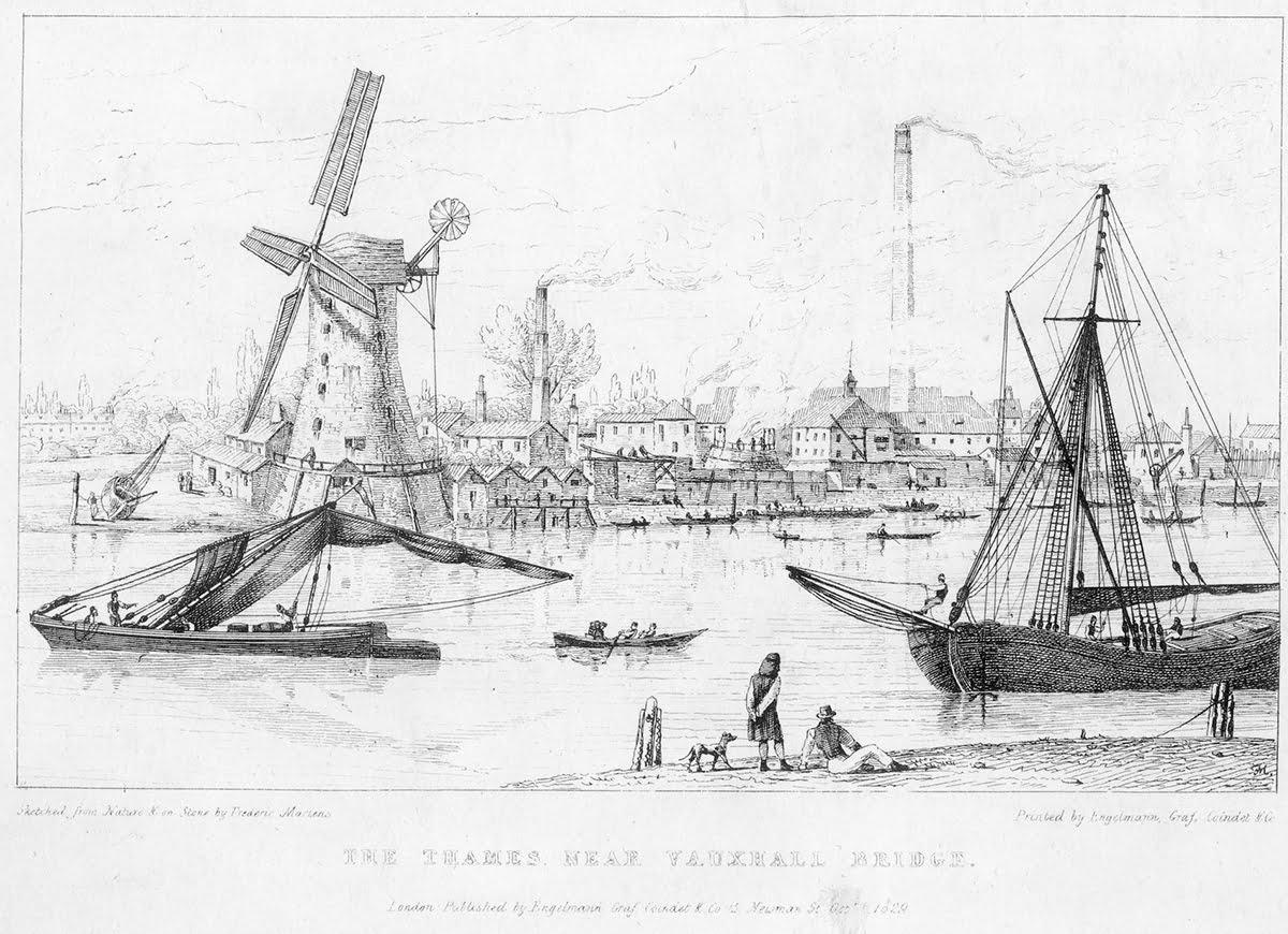 Randalls Mill