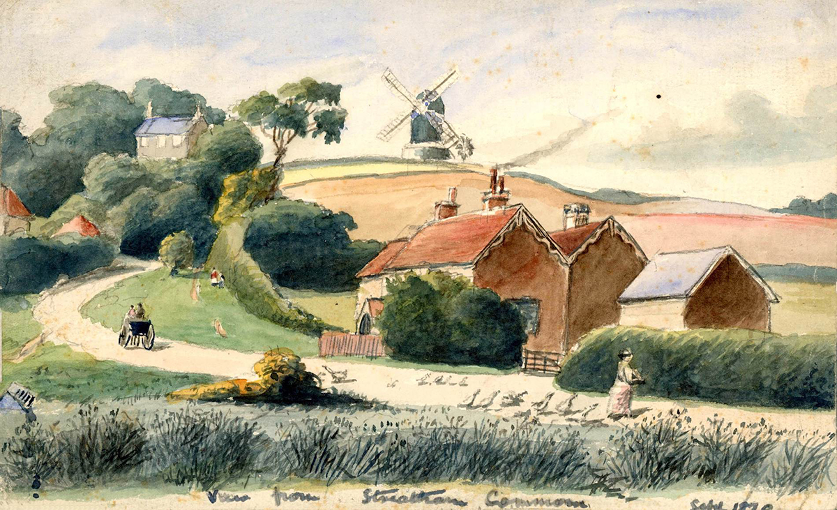 Westow Hill Windmill