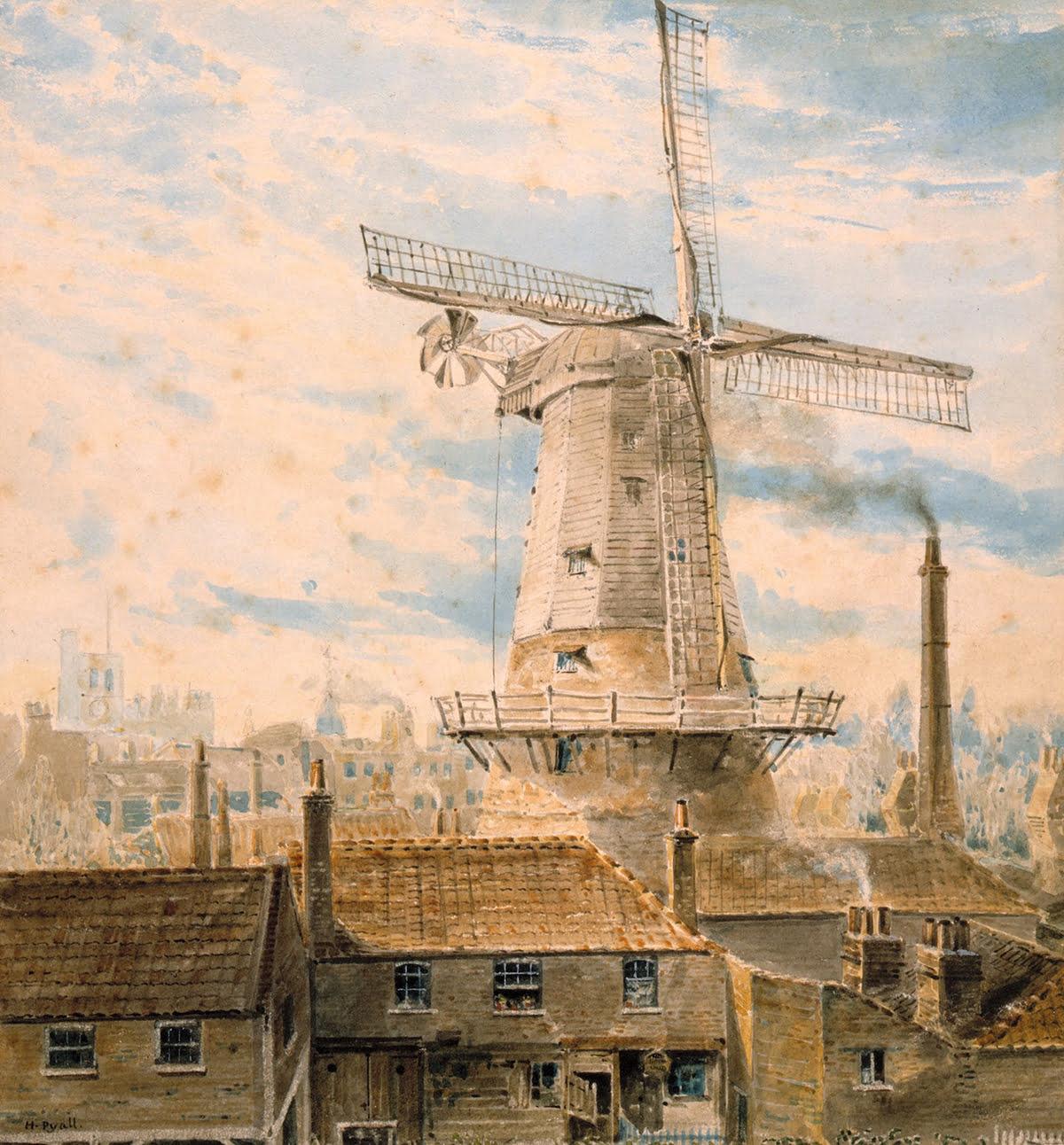 Juxon Street Mill