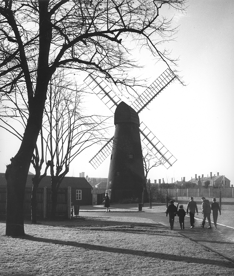Brixton Windmill in 1968