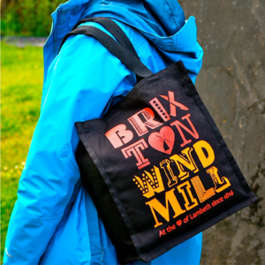 brixton windmill shopping bag