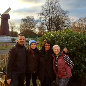 Gardening Group at Brixton Windmill