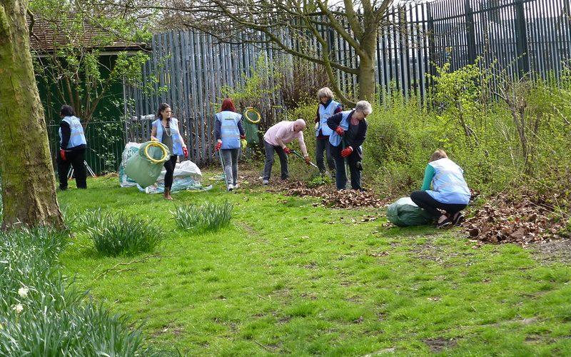 Brixton Windmill Gardening Group