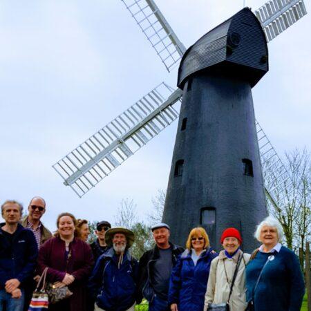 guided walks at Brixton Windmill