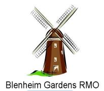 Blenheim Gardens RMO