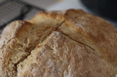 Nicola's Irish soda bread