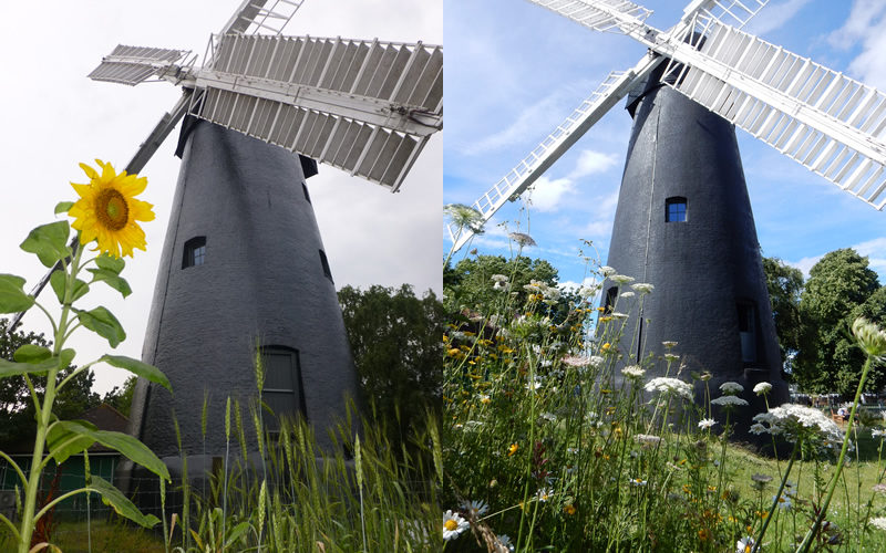 Brixton Windmill jigsaws