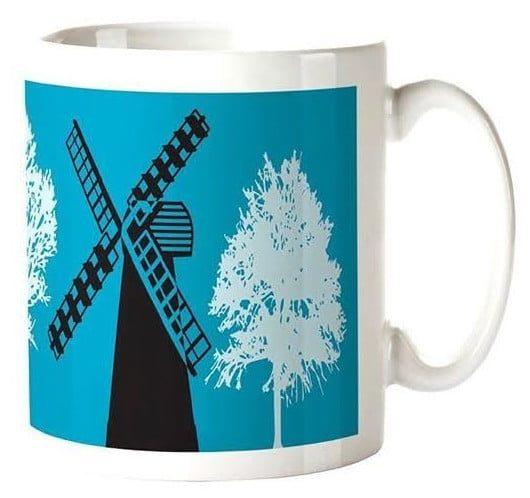 Mug - park teal