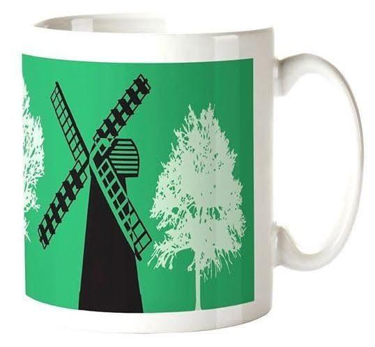 Mug - park green
