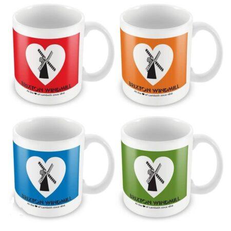Mug - heart logo