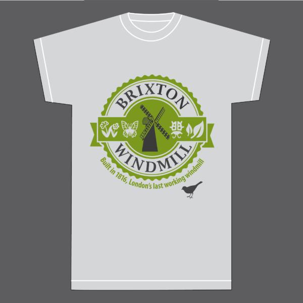 Windmill & Gardens T-Shirt