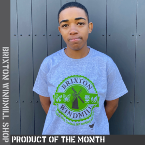 Product of the month - Windmill Gardens T-shirt