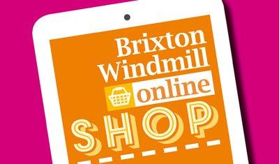 Brixton Windmill Online Shop