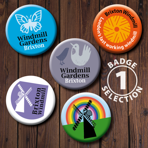 Badges selection 1