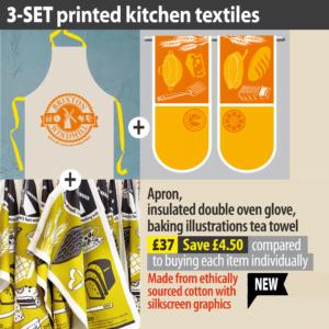 brixton windmill kitchen textiles